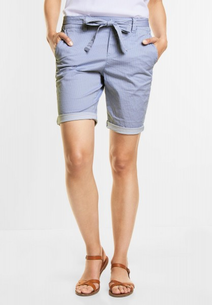 Street One - Print Bermuda Bonny in Sailing Blue