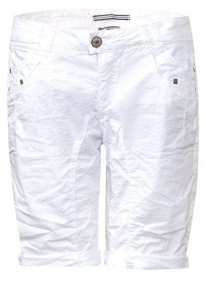 Street One - Casual Crashbermuda Jannis White