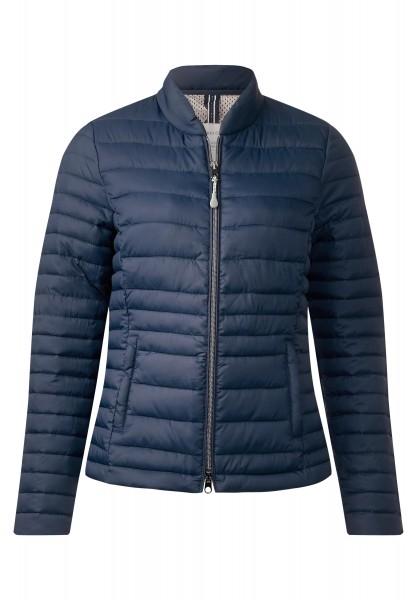 Street One - Leichte Steppjacke Karla in Night Blue