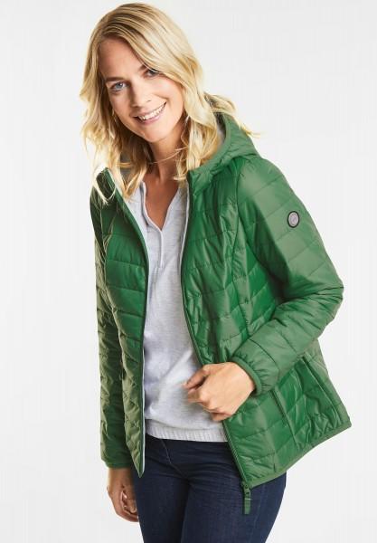 CECIL Sportliche Jacke in Fresh Meadow Green