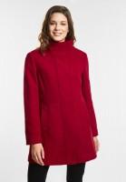 Street One Femininer Mantel in Carpet Red