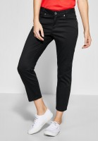 Street One - Casual Fit Hose Yulius in Black