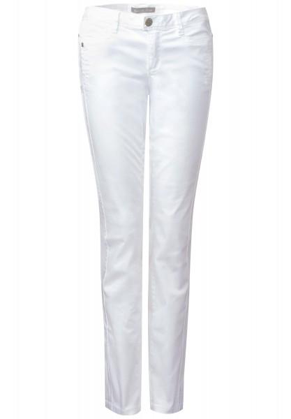Street One - Slim Fit Hose Yulius in White