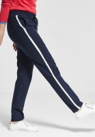 CECIL - Casual Fit Joggpants Tracey in Deep Blue