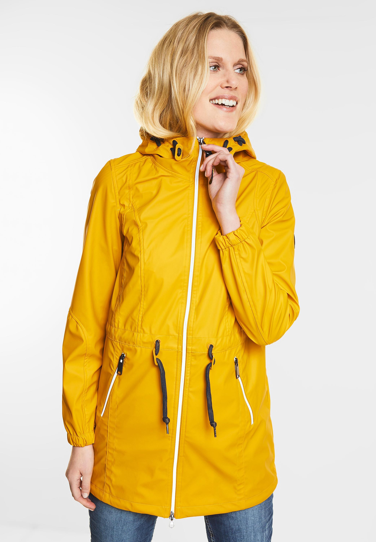 Golden Regenmantel Cecil Kapuzen In Lemonade vn0mwN8