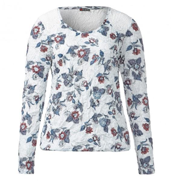 Street One - Flowerprintshirt Tiffany