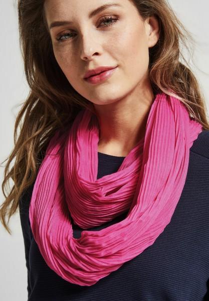 CECIL - Softer Plissee Loop Tori in Bubblegum Pink