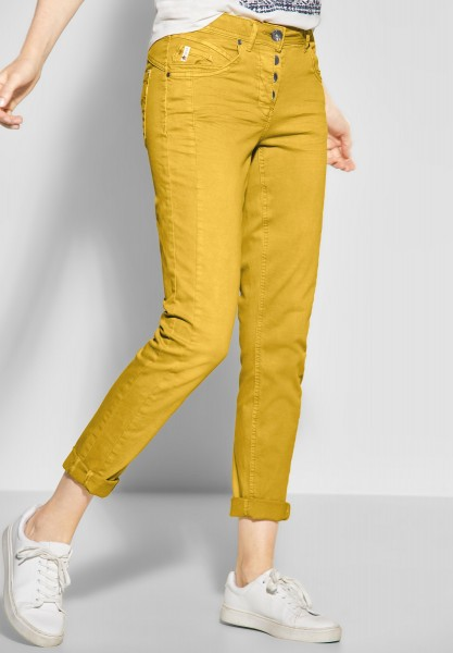 CECIL - Color Denim Hailey in Ceylon Yellow