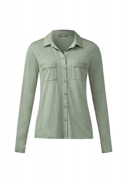 Street One - Langarm-Poloshirt Bahar