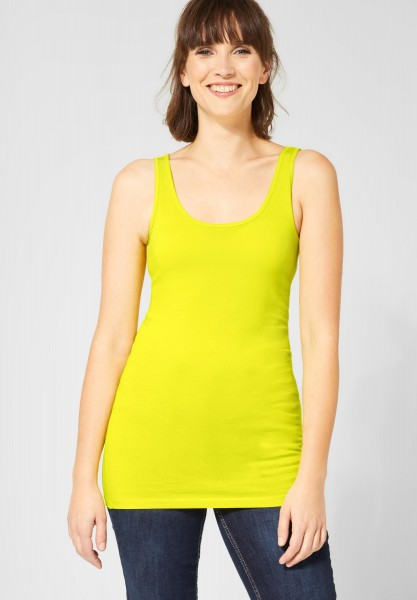 CECIL - Basic Longtop Ela in Wild Lime