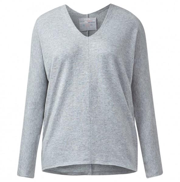 CECIL - V-Neck Fledermaus-Pullover
