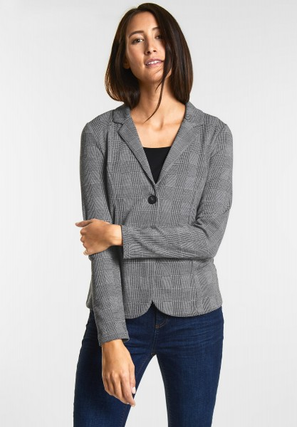 Street One Klassischer Blazer Jordis in Black