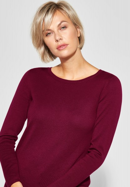 CECIL - Softer Pullover Alena in Mystic Berry