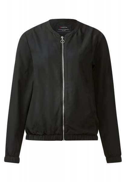 Street One - Softer Blouson Fida Black