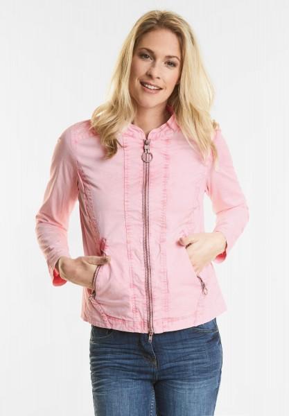 CECIL - Jacke im Denim Style in Soft Blossom