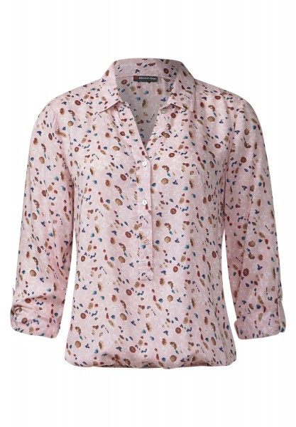 Street One - Bluse mit Blumen Jeronika Tender Rose
