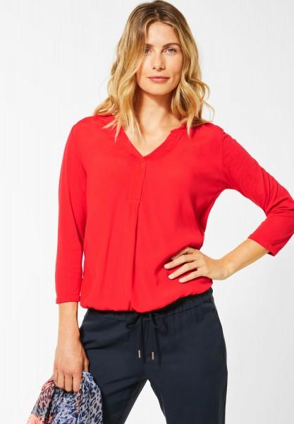 CECIL - Shirt im Tunika-Style in Pumpkin Orange