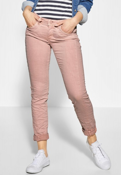 Street One - Colourdenim Crissi in Pale Rose Washed