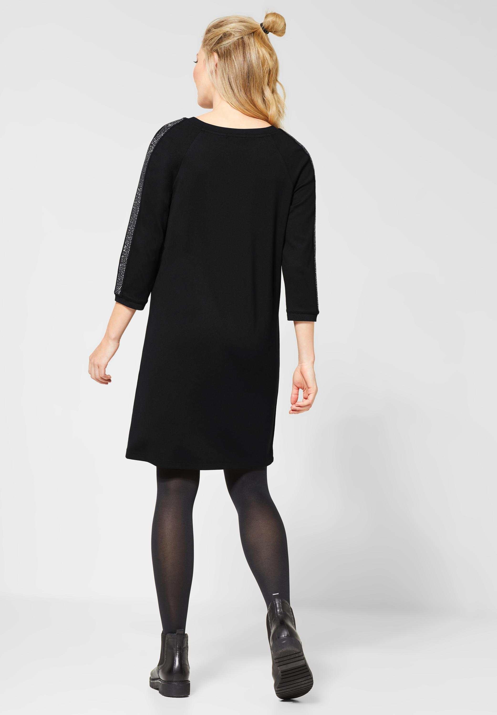Kleid mit Strasssteinen in Black von CECIL online kaufen