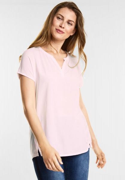 CECIL - Schlichte Bluse in Soft Blossom