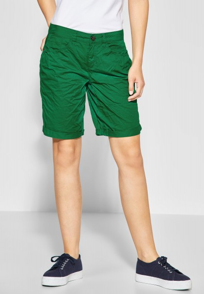 Street One - Softe Bermuda Jane in Pure Green