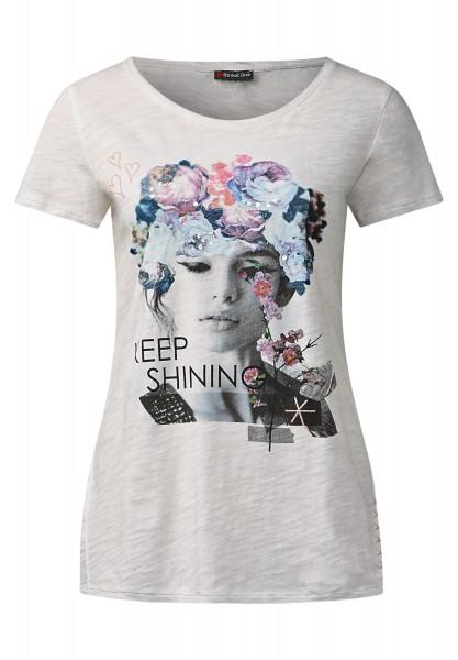 Street One - Festivalstyle-Shirt Bianca