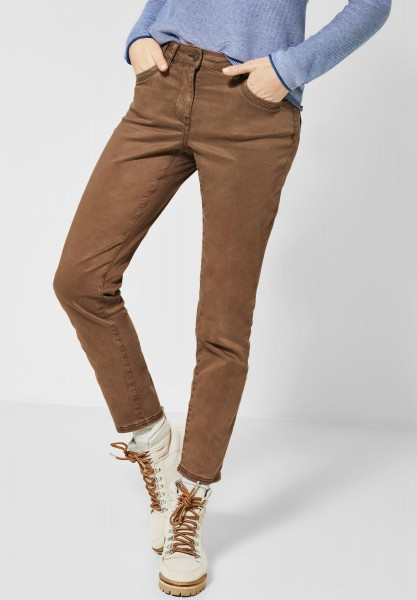 CECIL - Softe Hose Vicky in Caramel Brown