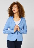 Street One - Indoor Jacke Genisa in Classy Blue Melange