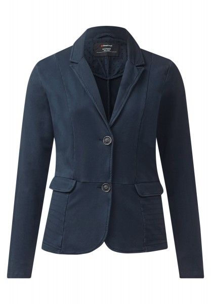 Street One - Sweatblazer Kenni Night Blue