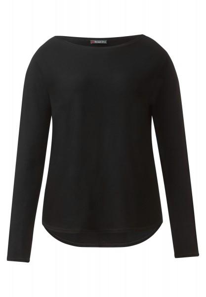 Street One - Pullover Amelie Black