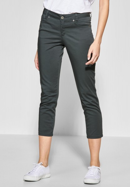 Street One - Casual Fit Hose Yulius in Chilled Green