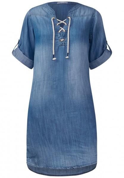 CECIL - Denim-Look Kleid Authentic Used Wash