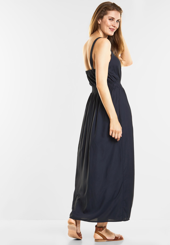 Uni Maxi Kleid in Deep Blue von Cecil jetzt online bestellen