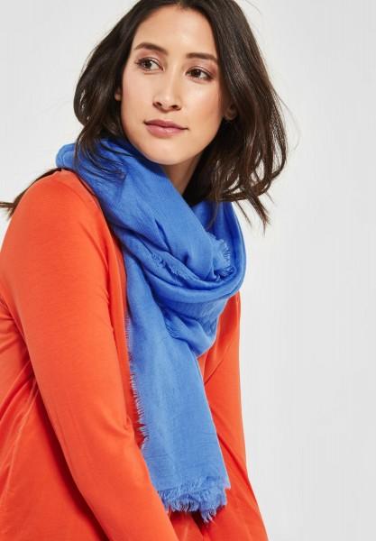 Street One - Softer Schal in Sky Blue