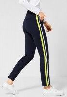 CECIL - Joggpants-Hose Tracey in Deep Blue