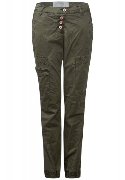 CECIL - Crash-Hose New York Deep Olive