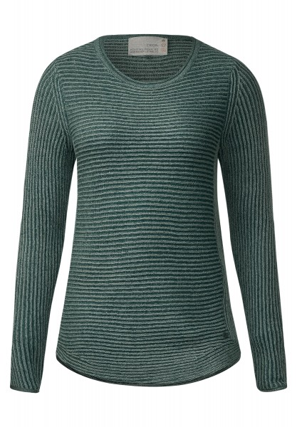 CECIL - Strickpullover Ruby Loden Frost Green