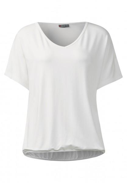 Street One - V-Neck Shirt Bergitta