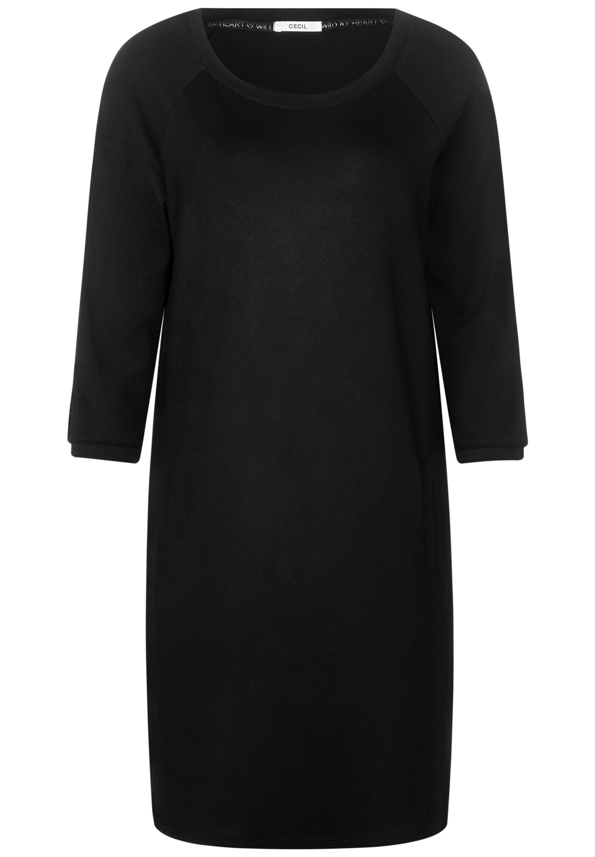 cecil - kleid mit strasssteinen in black