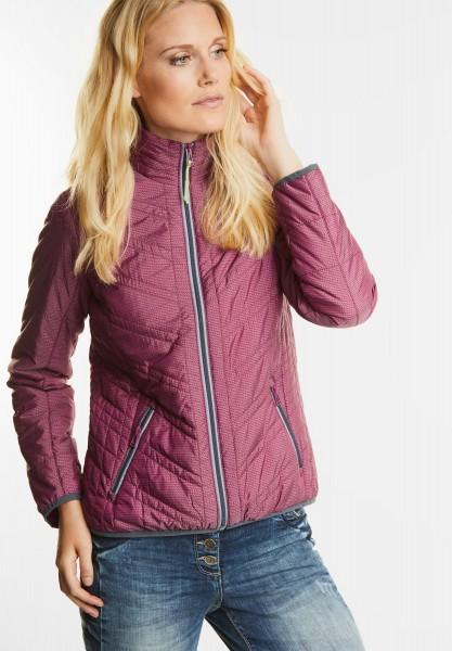 Primaloft Melange Jacke in Active Pink von CECIL online kaufen