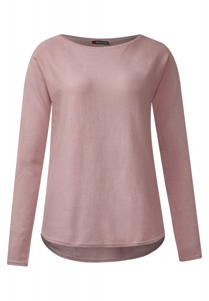 Street One - Pullover Amelie Tender Rose