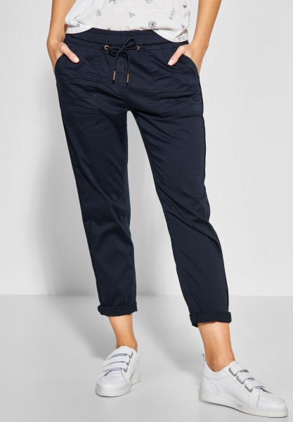 CECIL - 7/8 Hose Chelsea in Deep Blue