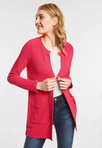 Street One - Openstyle Cardigan Erin in Colada Pink