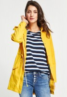 Street One - Regenjacke mit Magic-Print in Sunny Yellow