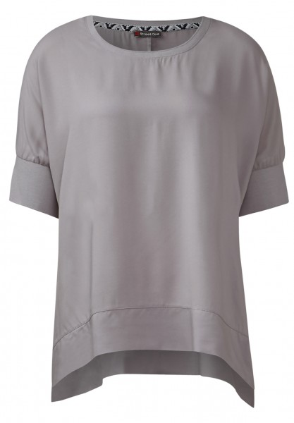 Street One - Oversize Bluse Fawn